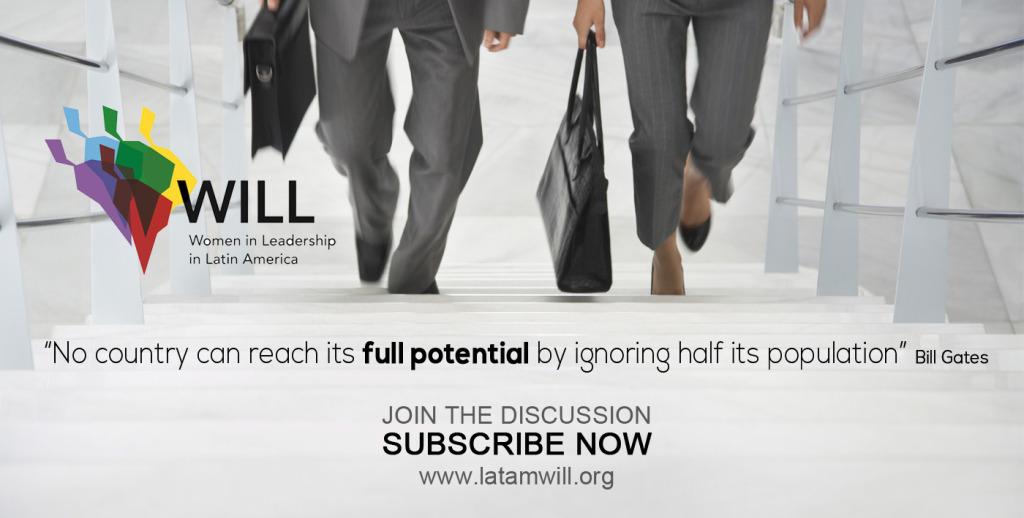 WILL Woman in Leadership in Latin America.