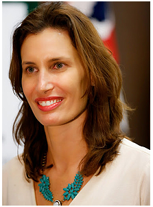 Suzane Fagundes Ribeiro de Oliveira, Founder of Will Woman in Leadership in Latin America