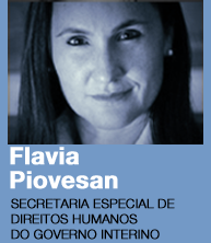 Flavia-Piovesan-Ministra-