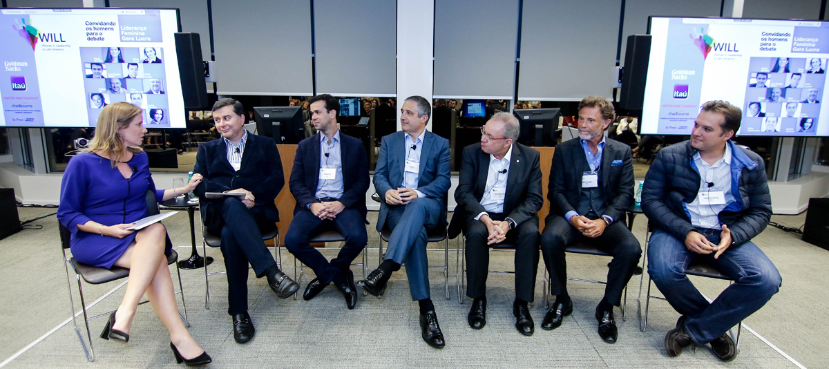 Panelistas-convidando-os-homens-para-o-debate-lideranca-feminina-gera-lucro-will-latin-america