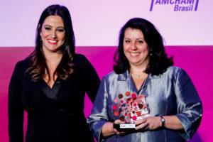 Beatriz Sairfai, vice-presidente de recursos humanos da Accenture
